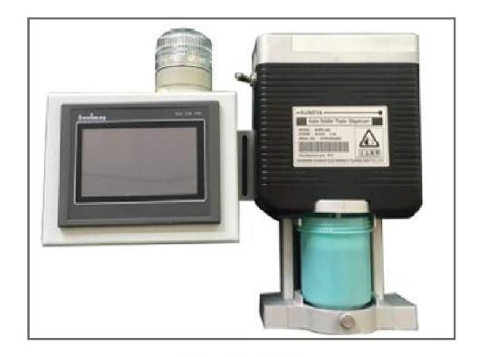 ASA-100 自動加錫裝置(開孔式)